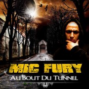 Mic Fury Au bout du tunnel Pochette CD